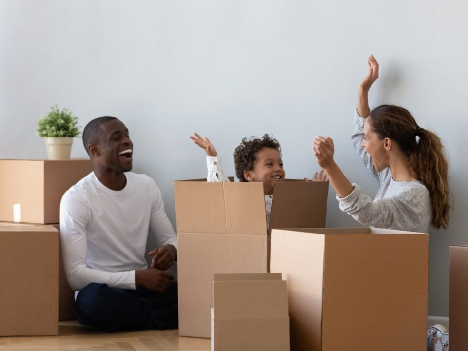 Moving Into a New Home: 7 Tips That Will Make Moving a Breeze